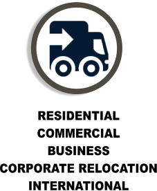 RESIDENTIAL COMMERCIAL BUSINESS CORPORATE RELOCATION INTERNATIONAL